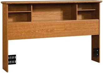 Sauder Orchard Hills Bookcase Headboard, Full/Queen, Finish