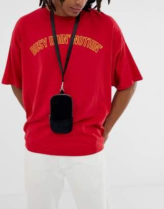 7x SVNX neck bag phone holder