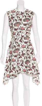Louis Vuitton Floral Mini Dress w/ Tags
