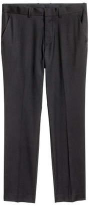 H&M Suit Pants Regular fit - Black