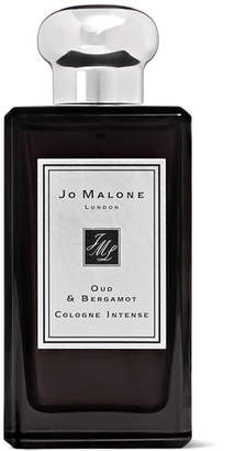 Jo Malone Oud & Bergamot Cologne Intense, 100ml - Men - Colorless