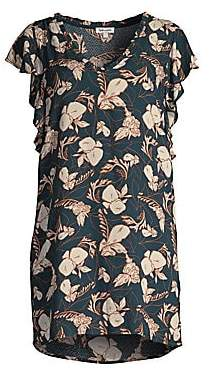 Splendid Women's Ramo Floral Shift Dress