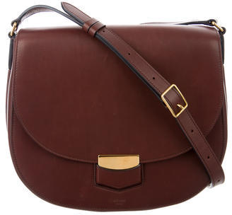 CelineCéline Medium Trotteur Bag