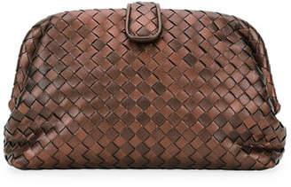 Bottega Veneta The Lauren 1980 Napa Leather Clutch Bag