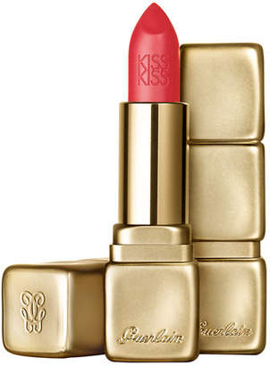 Guerlain Kiss Kiss Matte Lipstick