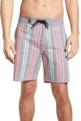 Vans Vertical Stripe Board Shorts