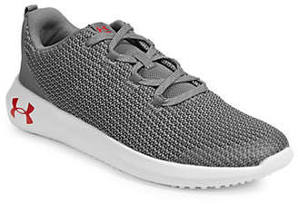 Under Armour Boys Grade School UA Ripple Knit Sneakers