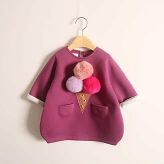 JJ Park Pom Pom Ice Cream Tunic