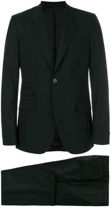 Givenchy slim fit two piece suit