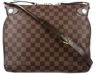 594f170213b99 Louis Vuitton 2017 Damier Ebene Duomo Crossbody Bag