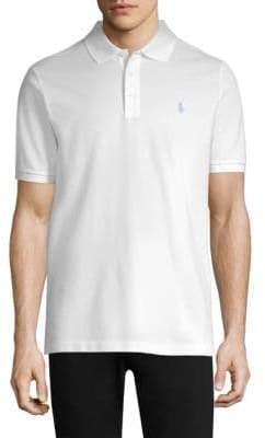 Polo Ralph Lauren Cotton-Blend Polo Shirt