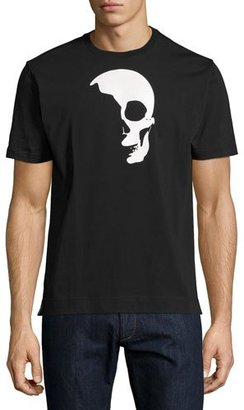 Robert Graham Shadow Skull Graphic T-Shirt, Black $78 thestylecure.com