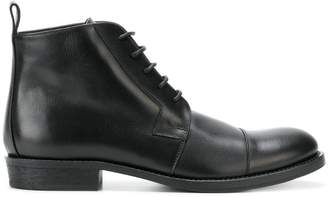 Ann Demeulemeester Blanche lace-up boots