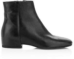 Aquatalia Women's Ulyssa Leather Ankle Boots