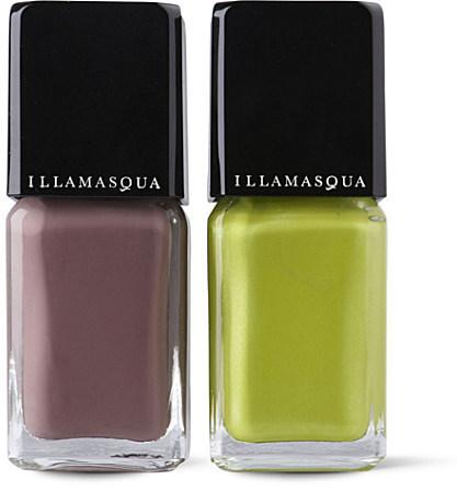 Illamasqua Nail Duo Radium & Stagnate