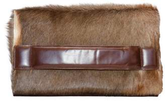 Norton Co. And Hodges Caprivi Clutch In Cappuccino Brown
