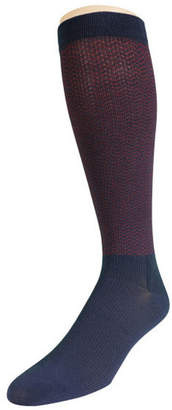 Dr. Scholl's Dr. Scholls Graduated Compression 2 Pair Over the Calf Socks-Mens