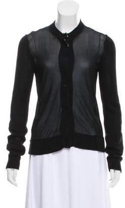 Tess Giberson Long Sleeve Knit Cardigan