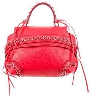 Tod's Leather Micro Wave Satchel
