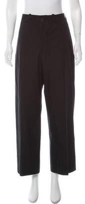 eskandar High-Rise Wide-Leg Pants