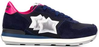 Atlantic Stars star printed sneakers