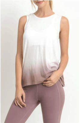Mono B Reversable Dip-Dye Top