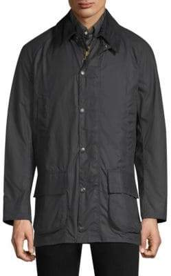 Barbour Bristol Waxed Cotton Jacket