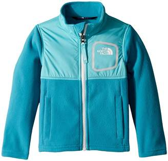 The North Face Kids Glacier Track Jacket Girl's Coat