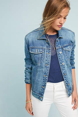 bbdcdf16b86 at Anthropologie · Pilcro and the Letterpress Pilcro Classic Denim Jacket