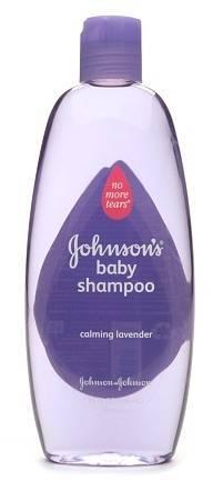 Johnson's Baby No More Tears Shampoo Calming Lavender