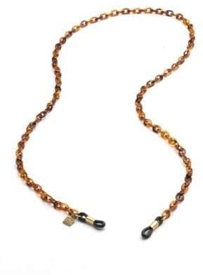 Corinne McCormack Square Link Eyeglass Chain