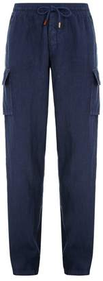 Vilebrequin Ponant Linen Trousers