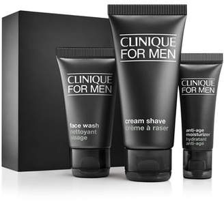 Clinique For Men&153 Starter Kit - Daily Age Repair