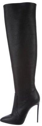 Giuseppe Zanotti Clinda Thigh-High Boots w/ Tags $645 thestylecure.com