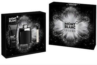 Montblanc NEW Mont Blanc Legend Gift Set 3pce