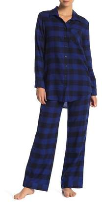 Free Press Flannel Pajama Pants