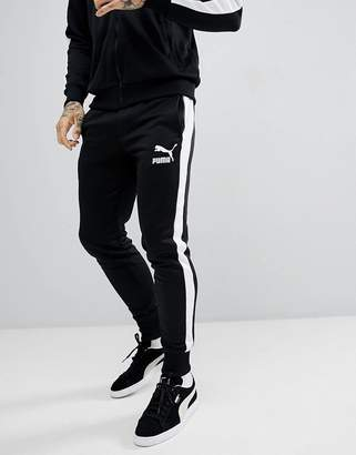 Puma Archive T7 Joggers In Black 57265701