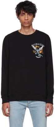 Givenchy Black Freedom Sweatshirt