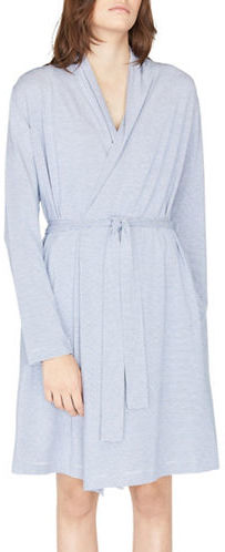 UGG Ugg Long-Sleeve Striped Robe