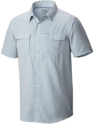 Mountain Hardwear Canyon Short-Sleeve Shirt - Men's