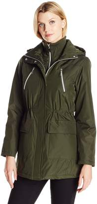 Big Chill Women's Hooded Vestee Anorak