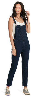 Ralph Lauren Denim & Supply Slim-Fit Denim Overall $298 thestylecure.com