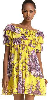Jean Paul Gaultier Toile Baby Doll Dress