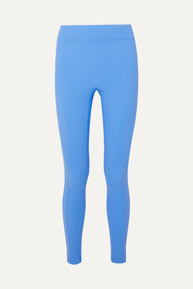 NO KA 'OI NO KA'OI - Ino Kala Stretch Leggings - Light blue