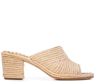 Carrie Forbes Rama heeled sandals