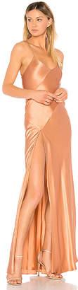 Michelle Mason x REVOLVE Bias Gown