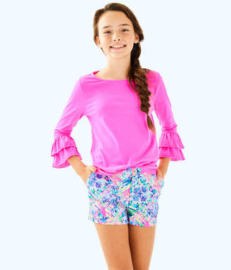Lilly Pulitzer Girls Mazie Top