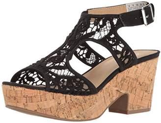 Skechers Cali Women's Crochet Wedge Platform Dress Sandal $36.95 thestylecure.com