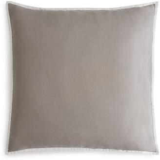Amalia Home Collection Stonewashed Linen Euro Sham - 100% Exclusive