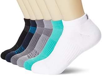 Orient Befit Kold Feet Women's 6-Pack Athletic Cushion Low-Cut Ankle Socks